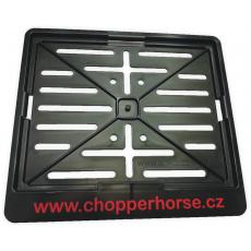 podložka pod SPZ Chopper-horse shop