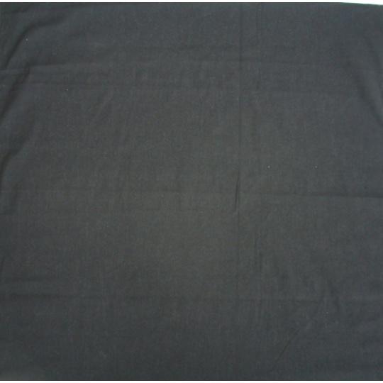 Šátek bavlna černý