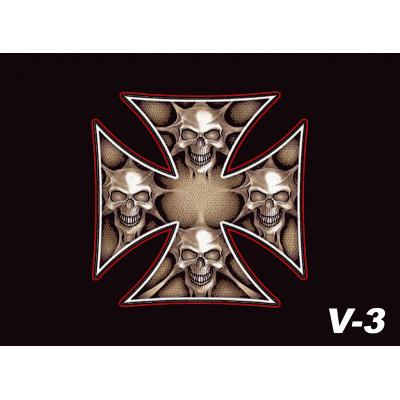 Vlaječka V3 kříž