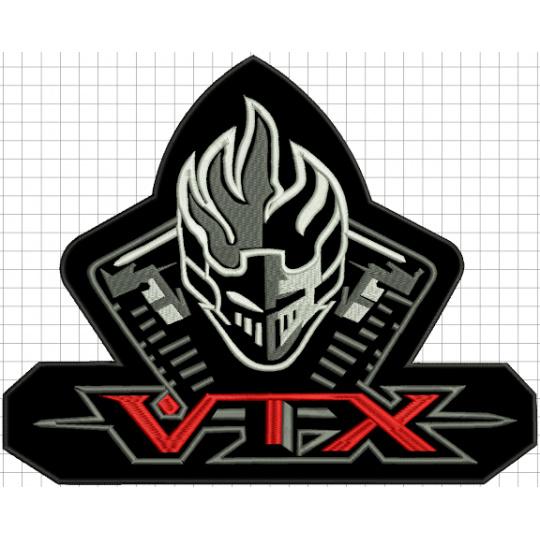nášivka Honda VTX