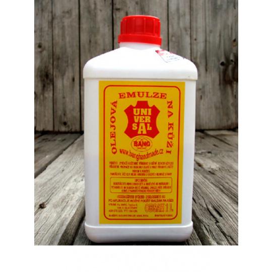 olej na kůži Bang