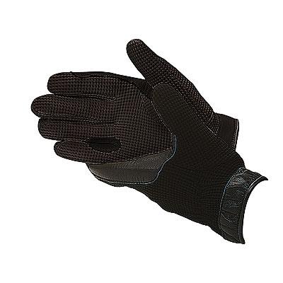 rukavice černé bavlna