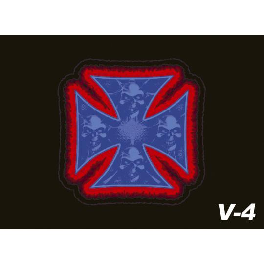 Vlaječka V4 kříž