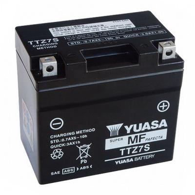baterie bezúdržbová TTZ7S, 12V, 6Ah