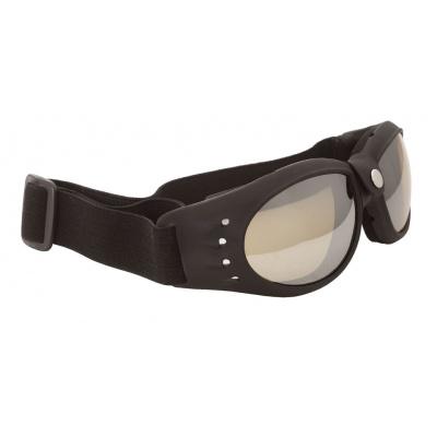 Brýle 9910, kouřové, černý rám