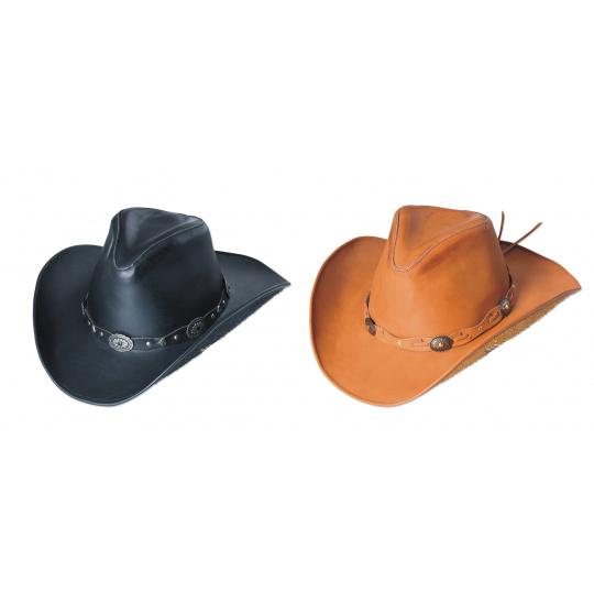 westernový klobouk Luke