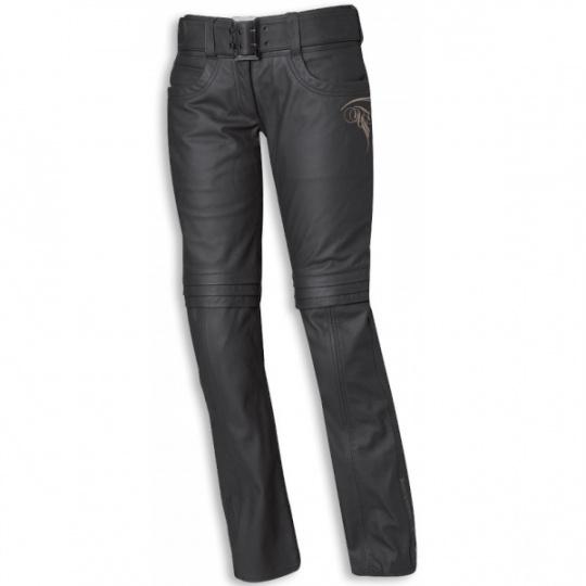 Kožené dámské kalhoty Amy