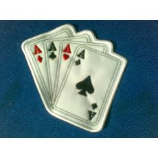 nášivka karty