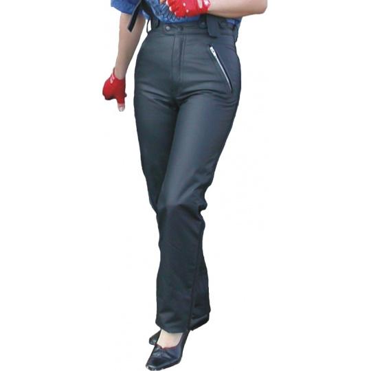 kalhoty KDŠ dámské kožené