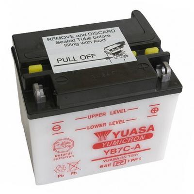 baterie údržbová YB7C-A, 12V, 8Ah