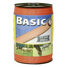 Páska pro elektrický ohradník Basic