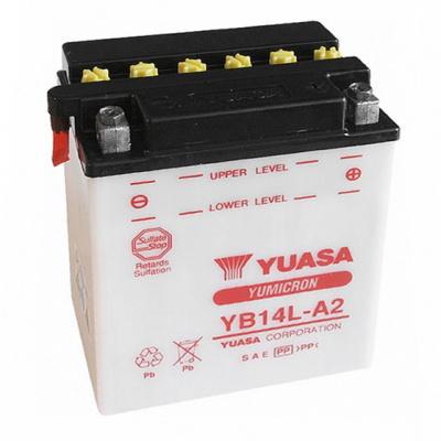 baterie údržbová YB14L-A2, 12V, 14Ah