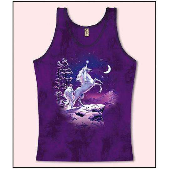 tričko s motivem Majestic Unicorn