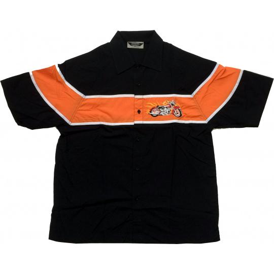 košile Biker classic