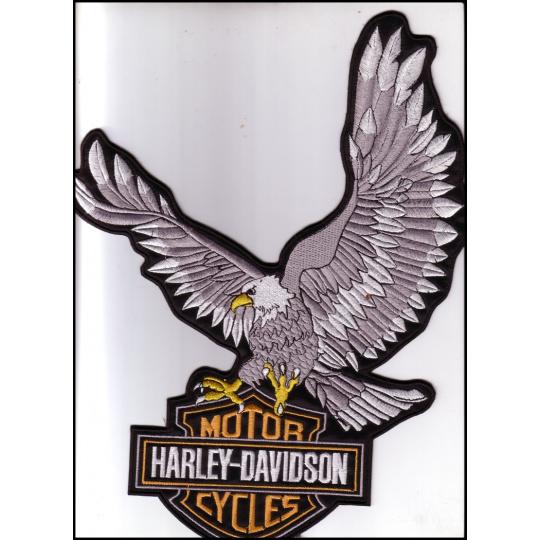 nášivka orel Harley-Davidson