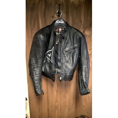 dámská/dívčí kožená bunda Dainese