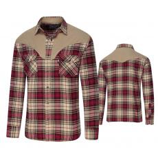 westernová košile A-12
