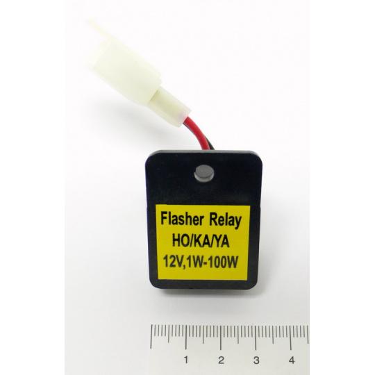 Relé - přerušovač pro LED blinkry