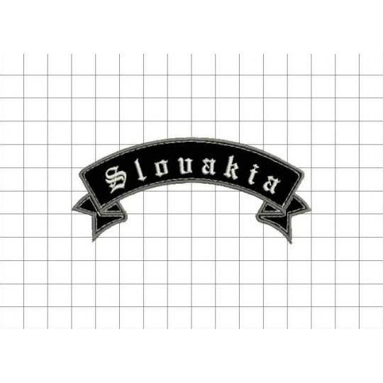 nášivka slovakia horní malý