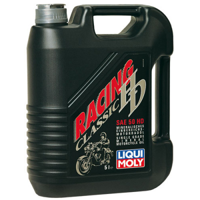 Motorový olej minerální LiquiMoly Motorbike HD-Classic SAE50