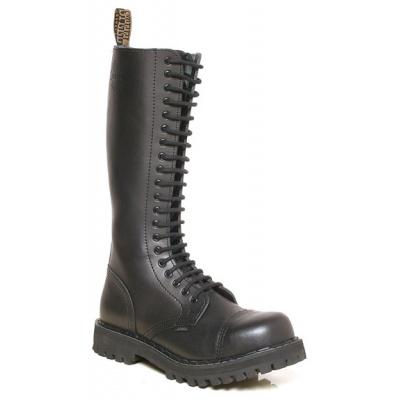 boty Steel 20 dírkové