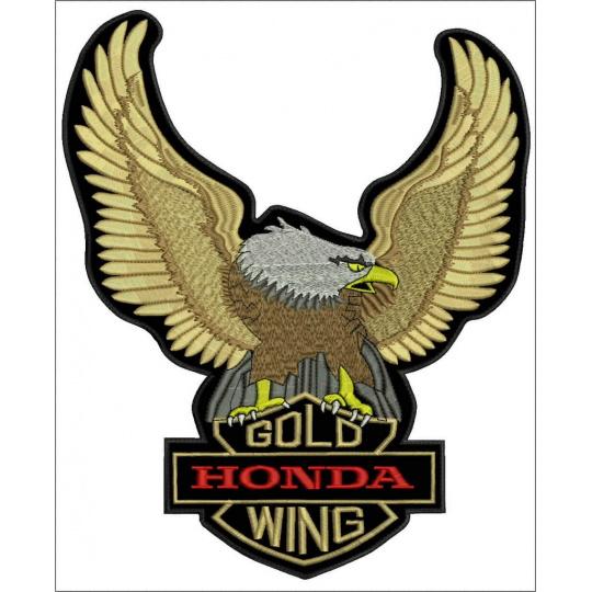nášivka orel Honda GoldWing