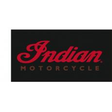 nášivka Indian motorcycle nápis