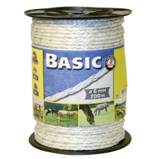Lanko pro elektrický ohradník Basic