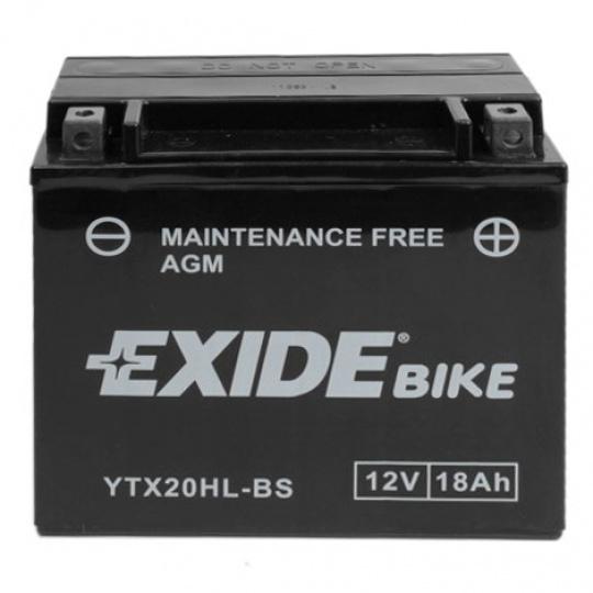 baterie bezúdržbová YTX20HL-BS, 12V, 18Ah