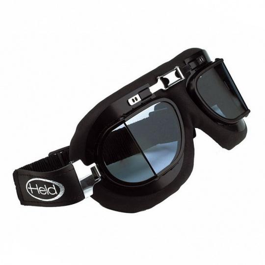 Brýle CLASSIC lomené černý rám
