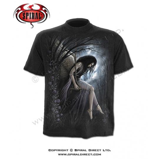 tričko s motivem Angel Lament
