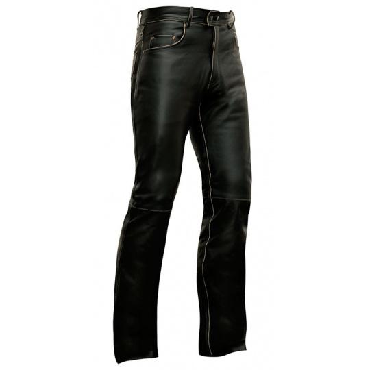 kožené moto kalhoty Jack