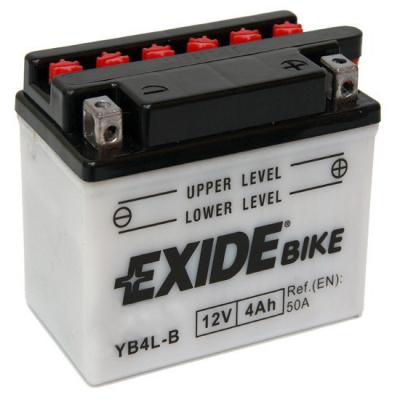 baterie údržbová YB4L-B, 12V, 4Ah