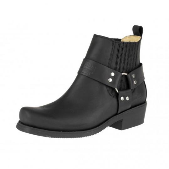 boty K067 kotníkové