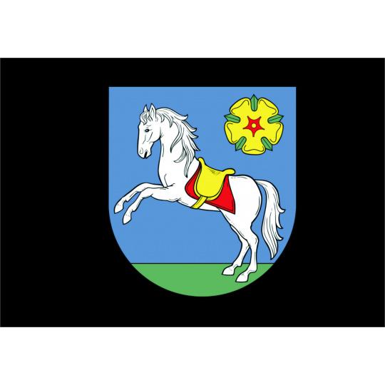 Vlaječka V40 znak města, obce