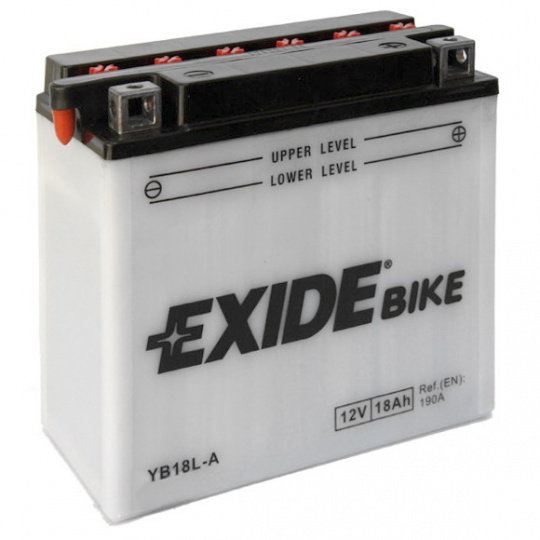 baterie údržbová YB18L-A, 12V, 18Ah