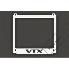 rámeček na SPZ VTX