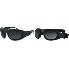 brýle na motocykl SP&STR 2 s vyměnitelnými skly