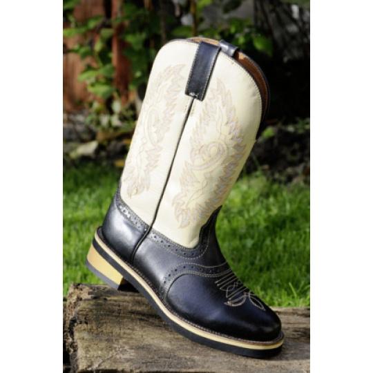 westernové pracovní boty HKM Light cow