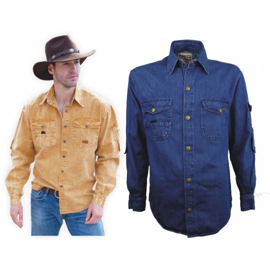 australská košile Cowra shirt