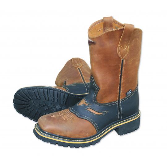 westernové pracovní boty WB-32