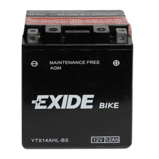 baterie bezúdržbová YTX14AHL-BS, 12V, 12Ah