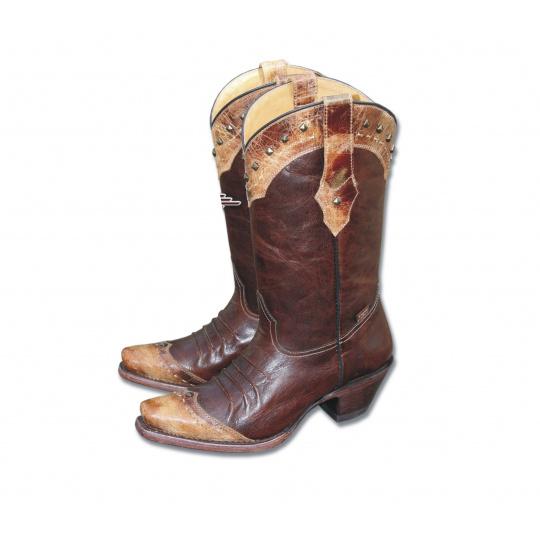 dámské westernové boty WBL-28