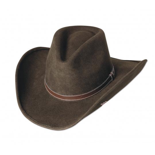 westernový klobouk Tom
