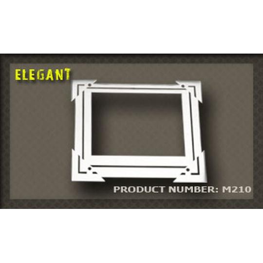 rámeček na SPZ 10 Elegant
