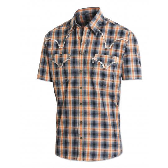 westernová košile Justin short