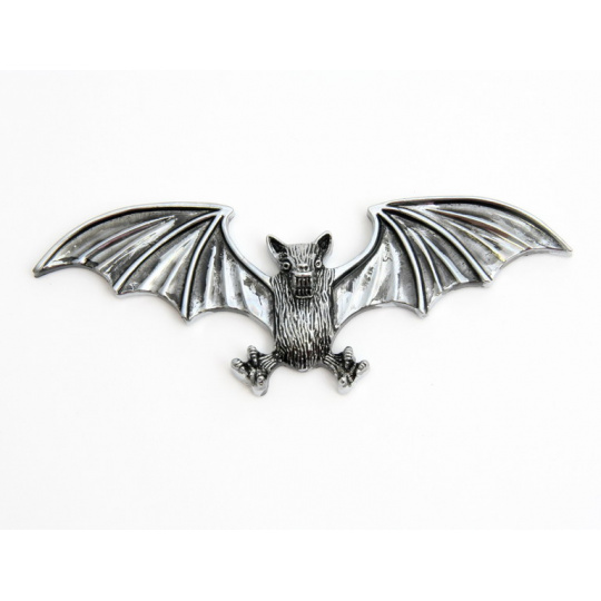 Emblém samolepící netopýr