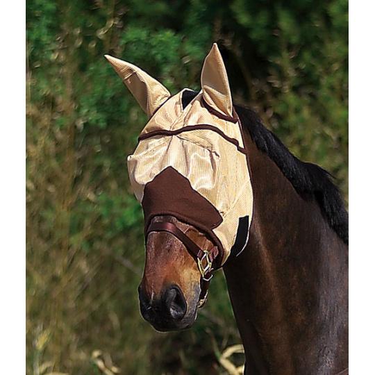 maska proti mouchám EQUI-THÉME fly protector