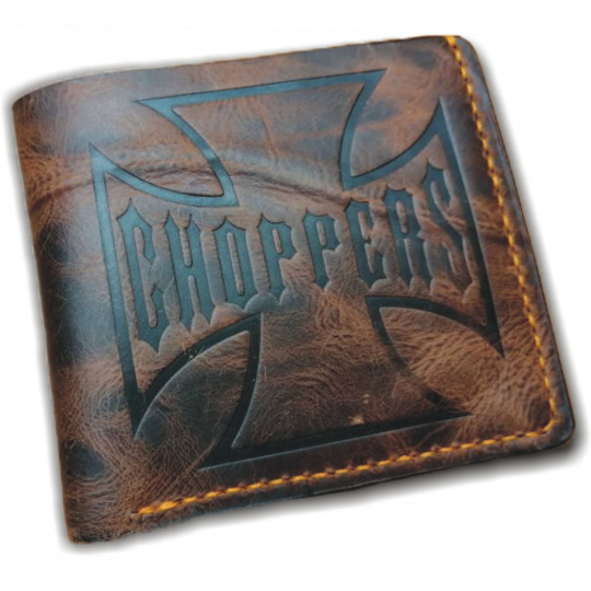 Kožená peněženka Harley Davidson