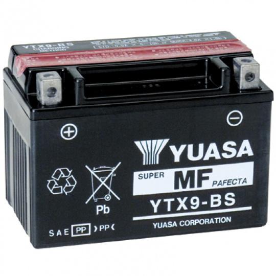 baterie bezúdržbová YTX9-BS, 12V, 8Ah